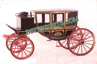 King Wedding Carriages