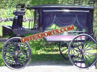 Royal Funeral Carriages