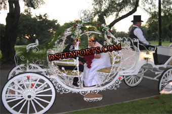 Cinderella Horse Carriages
