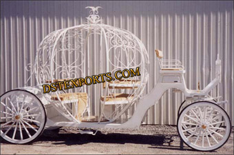 New Cinderella Wedding Carriages