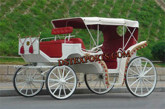 Beautiful Indian Wedding Carriages