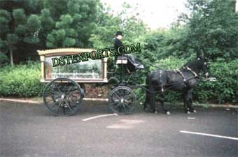 latest Funeral Horse Carriages