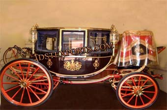 Latest President Carriages