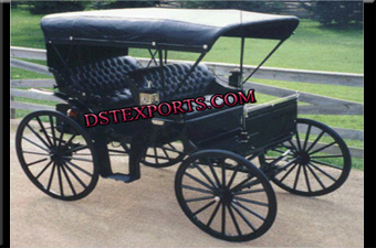 Small Black Carriages