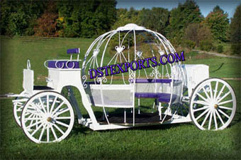 Beautiful Cinderella Carriages
