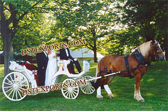 Victoria Wedding Carriages