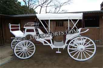 Voiture Vis-a-Vis carriage