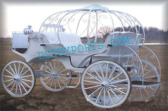 New Cinderella Horse Drawn Carriage Manufacturers