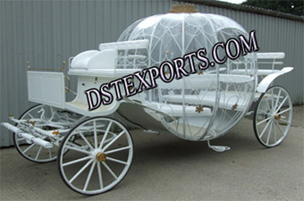 New Pumpkin Cinderela Carriage For Manufacturers