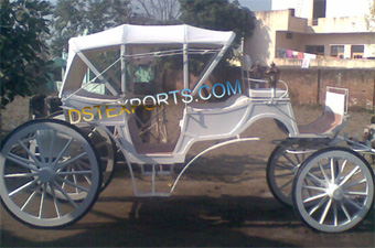 Wedding New Horse Carriages Manufacturers