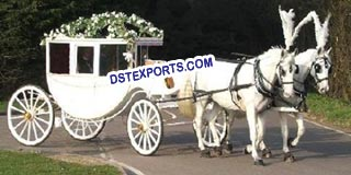 New Covered Horse Carriages For Sale