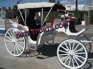 New Wedding Horse Carriages Fos Supplier