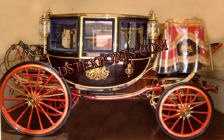 Wedding New Royal Beautiful Carriages Manufacturer