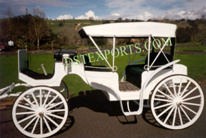 Royal New Victoria Carriage For Supplier