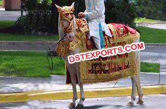 New Wedding Designer Horse Costumes