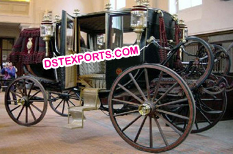 Patiala Royal Family Horse Carriages