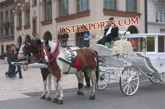 Wedding Prince Covered Carriages