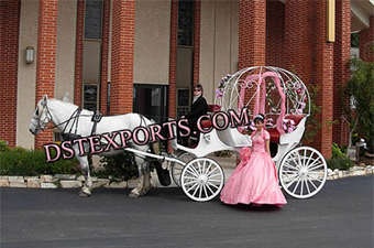 Child New Cinderella Carriages