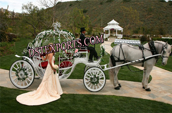 New English Wedding Cinderella Carriages