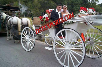 Latest Wedding Horse Drawn Carriages