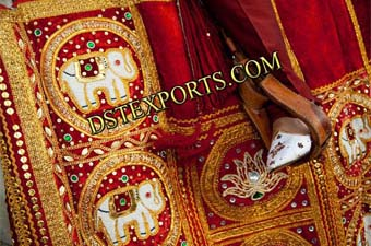 Wedding New Designer Horse Costume