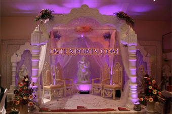 Latest Elegent Asian Wedding Stages