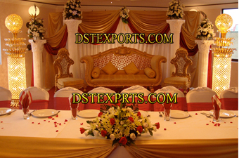 Beautiful Asian Wedding Stages