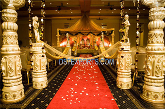 New Wedding Aisleway Devdas Pillar