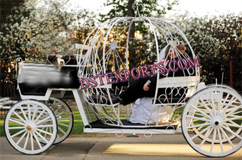 Romantic Touring Cinderella Carriages