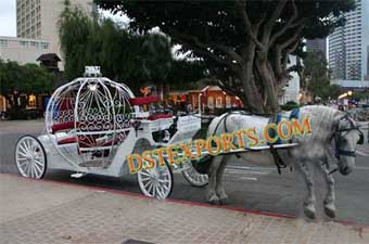 English Wedding New Cinderella Carriages