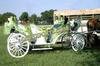 Wedding Limousine Carriage