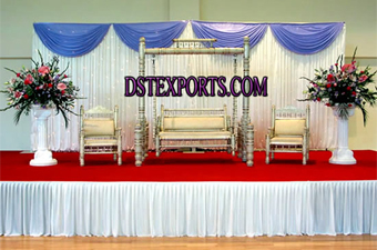 Wedding New Sankheda Swing Set Stage