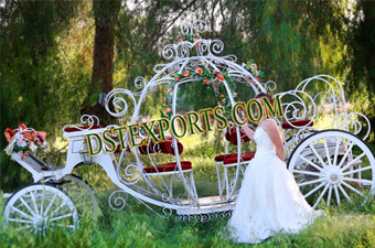 Latest Design Bridal Cinderella Carriage