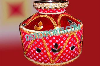 Wedding Decorative Latest Gagar Pot