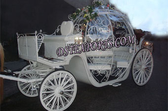 Latest Hotel Touring Cinderella Carriage