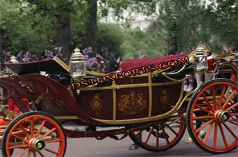 Presidential Horse Carriage Manufacturer