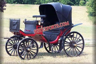 Black Victoria Carriage For Suppliers