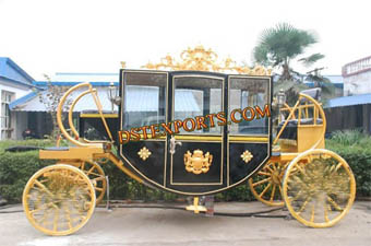 New Stylish Royal Family Carriage