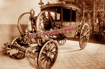 18th Centuary Royal Carriage