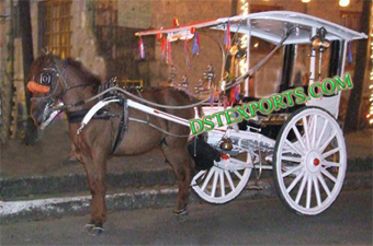 Wedding Horse Cart