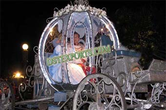 Wedding Cinderella  Crystal Carriage