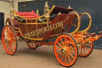 New Design Royal Wedding  Horse Carriage