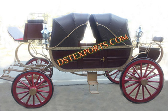 Wedding Royal Horse Drawn Carriage