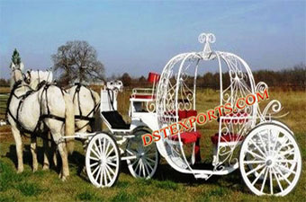 Tourist Cinderella Horse Drawn Carriage