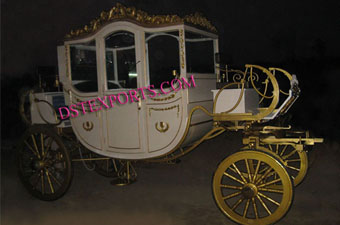 Wedding Modern Box Type AC Carriage