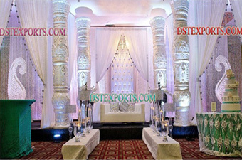 Newly Indian Wedding Memorable Stage