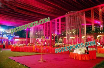Wedding Outdoor Crystal Hanging Decoration