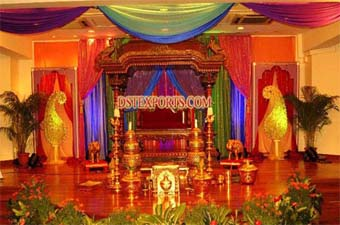 Indian Wedding Colourful  Decoration Theem