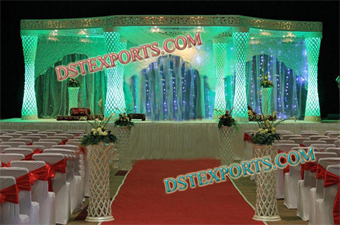 Royal Wedding Castle Mandap