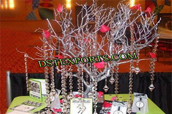 Wedding Artificial Table Centerpiece Tree